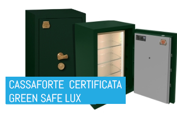 GREEN SAFE LUX
